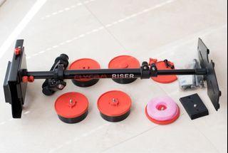Flycam Riser Handheld Stabilizer
