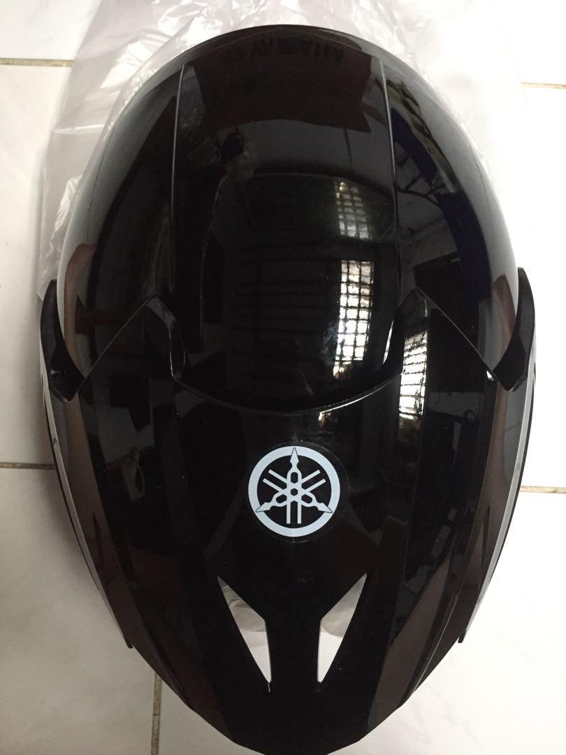 Helm Yamaha Original