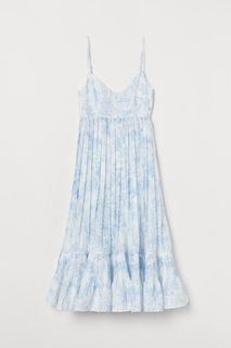 H&M Pleated Dress New with Tags