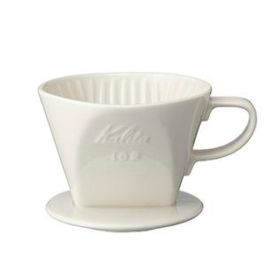 KALITA 102咖啡濾杯2-4人份(簡約白)