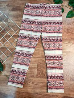 Legging anak motif legging oldnavy