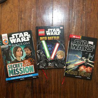 Lego Star Wars Books