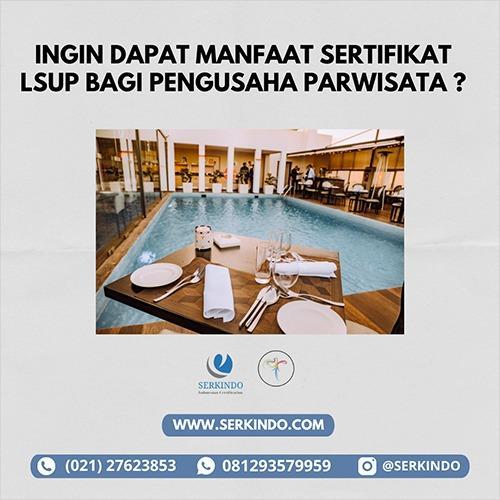 lembaga sertifikasi pariwisata