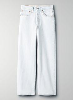 Levis Ribcage Jeans New with Tags