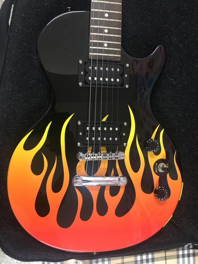 Epiphone Les Paul Special II - Limited Edition Hot-Rod Guitar