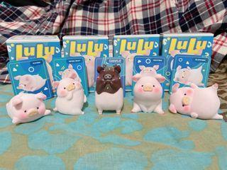 Lulu豬 盲盒 巧克力豬 現貨出清