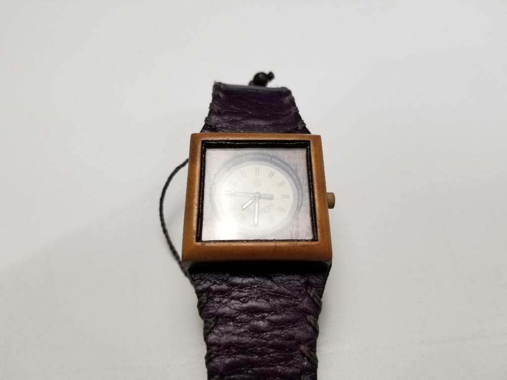 Origen Wood Watch