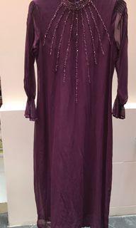 PAYET PURPLE DRESS