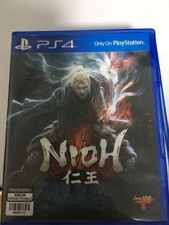 PS4 Game - Nioh