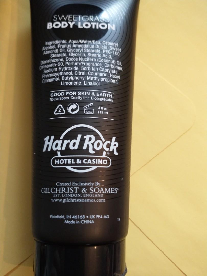 ROCK SPA SWEETGRASS Body lotion