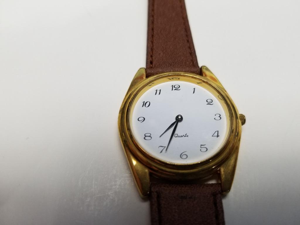 Simple Quartz Watch