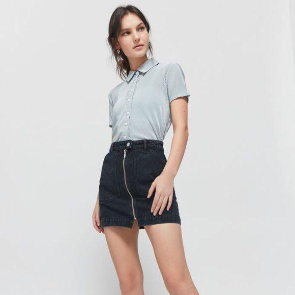 UO Denim Skirt