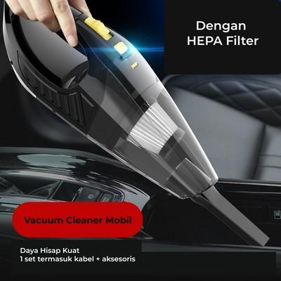 Vacum cleaner portable