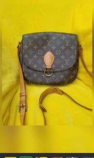 Louis Vuitton St Cloud MM