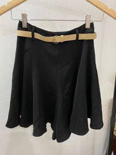 Zara Shorts with Belt