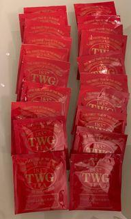 20個獨立包裝TWG香草波本茶包