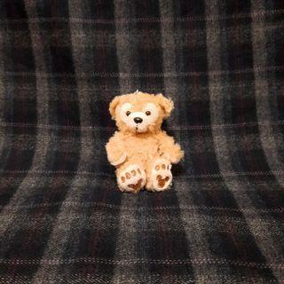 達菲熊-坐姿玩偶