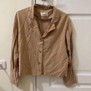 奶茶色襯衫🤎 #母檔