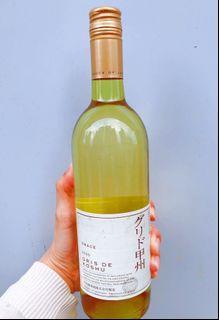 Grace wine Gris de Koshu 甲州 木村白酒 750ml
