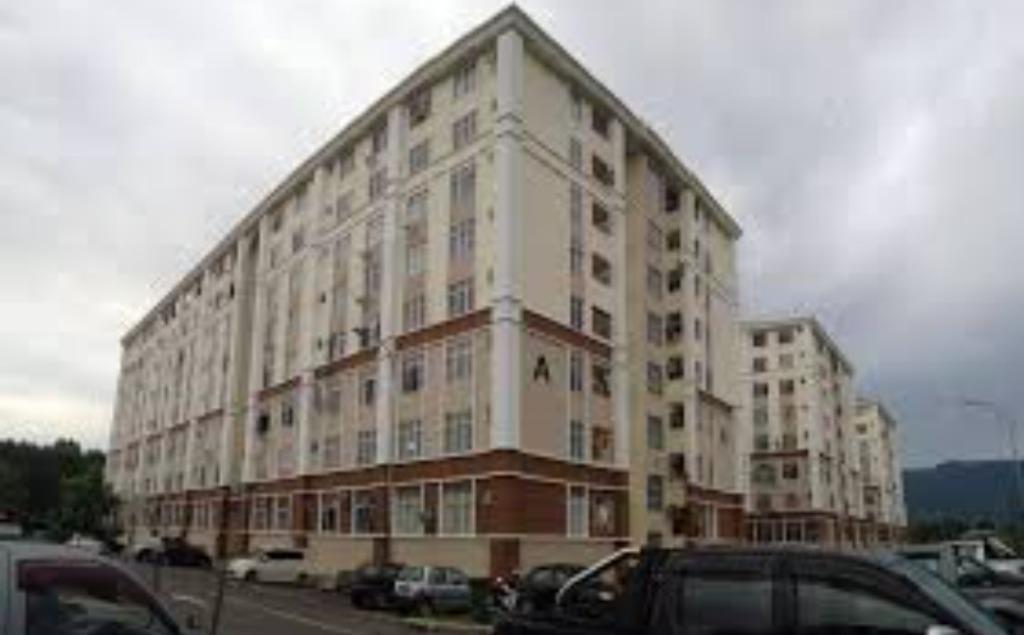 Angkasa Apartment Sabah/block C