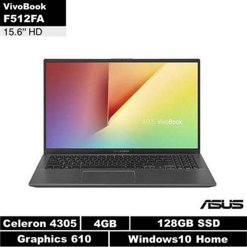 ASUS vivobook 15-F512F 15.6吋黑 4+128G 近全新沒使用幾次~