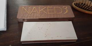 Naked 3 and bare minerals aurora