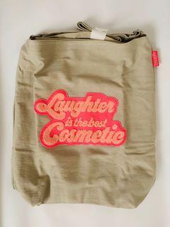 Benefit Denim Laughter Tote Bag