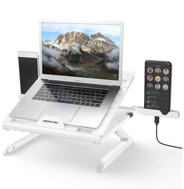Brand new Laptop Stand Riser - 9 Height/Angle Adjustable