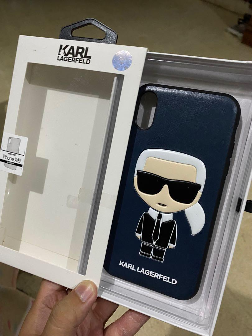 Case Karl Lagerfeld iphone Xr not x xs max