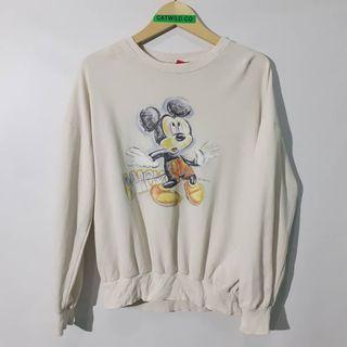 Crewneck  Mickey Mouse