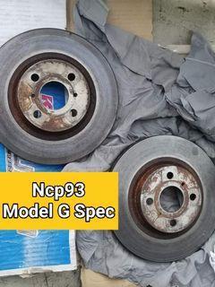 Disc Vios Ncp93