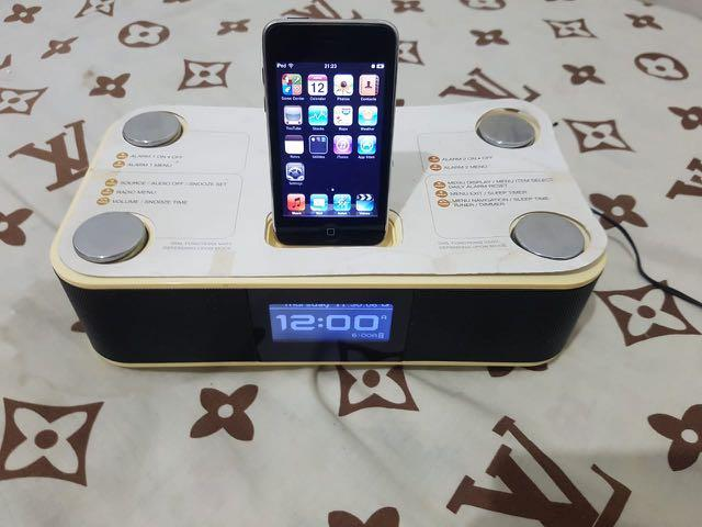 Dock XtremeMac Luna Plus iPod touch 2th 8GB