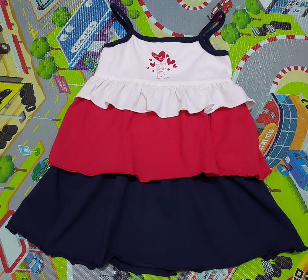 Dress OshKosh import utk 12bln