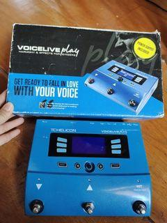 Efek Vokal - TC Helicon Voice live play