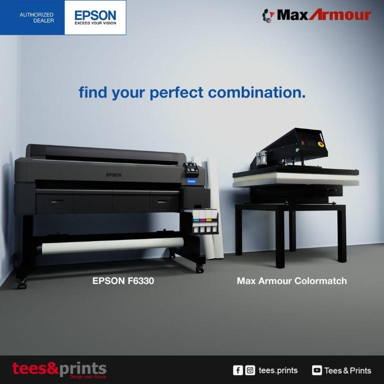 EPSON SC-F6330 Dye Sublimation Printer