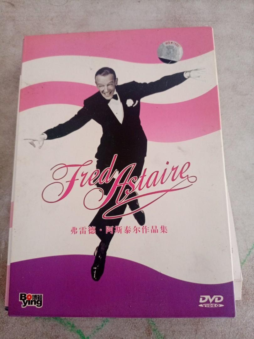 Fred astaire ( 10/disc