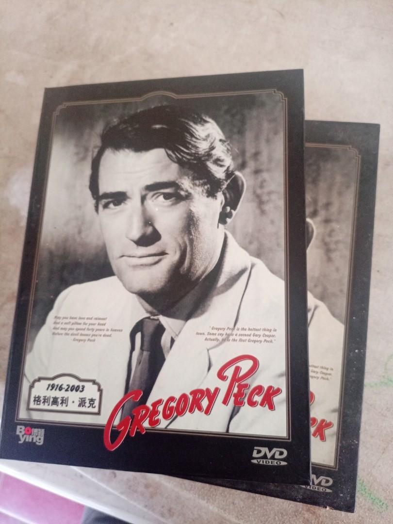 Gregory peck 1916-2003 ( boxset 14 disc)