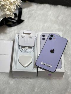 iPhone 11 128GB Bekas Muluss Murah Purple