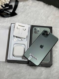 iPhone 11 Pro Max 64GB Bekas Mulus Murah Midnight Green