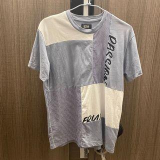IZZUE香港品牌 拼接短袖