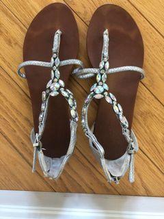Jessica Simpson Summer Dress Sandals