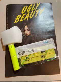 Jolin蔡依林演唱會週邊商品