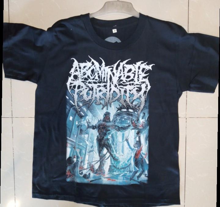 Kaos band metal Anable Putridity