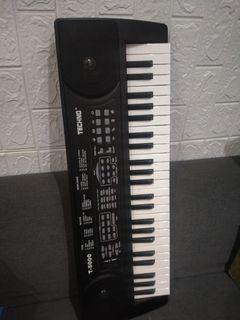 Keyboard techno mulus dan normal