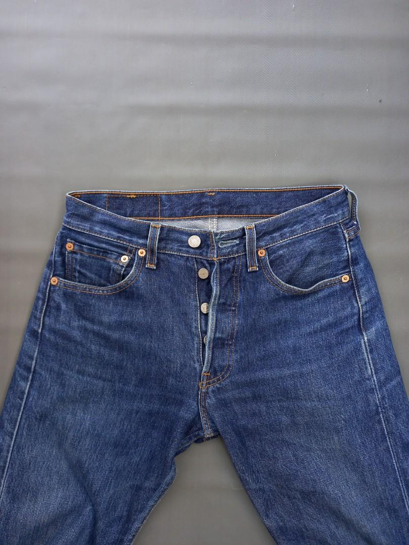 Levis 501 made in usa size 29