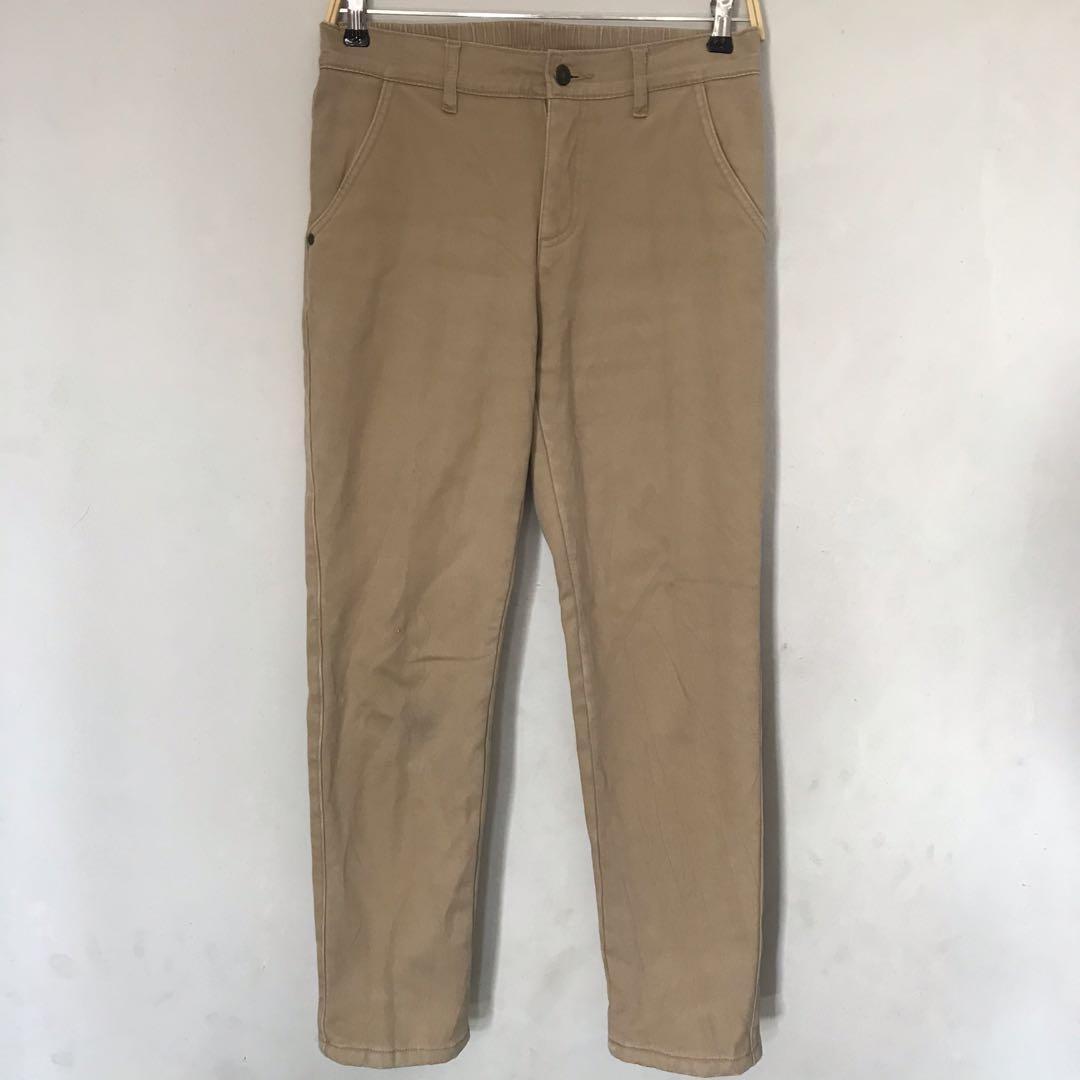 Live in Comfort Japan Brown Jeans Man