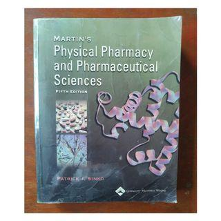 Martin's Physical Pharmacy 5th Ed Sinko 2006