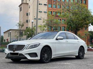 Mercedes s400 convert s65 For Rent