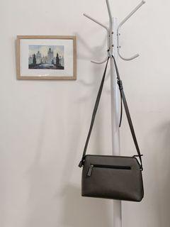 Net莫蘭迪灰包包 Grey bag