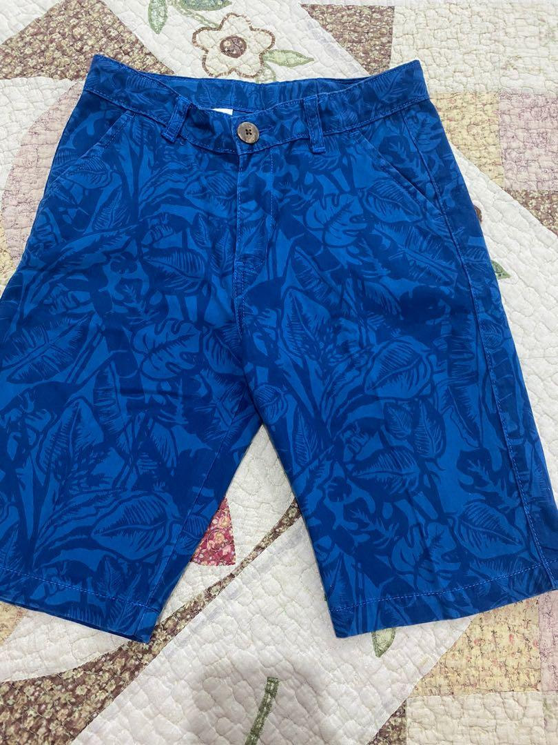 Popeye blue short